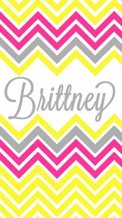 Brittney Background Wallpaper Chevron Style 12